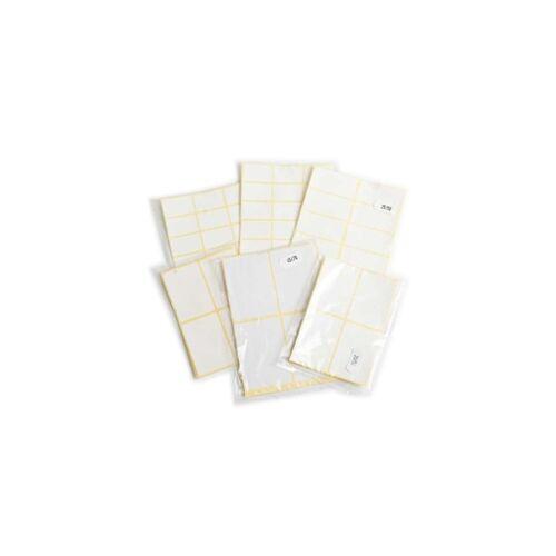 Etikett fóliás 70x45 60 címke/csomag