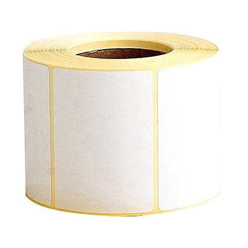 Etikett tekercses thermo 37x75mm 1000 etikett/tekercs